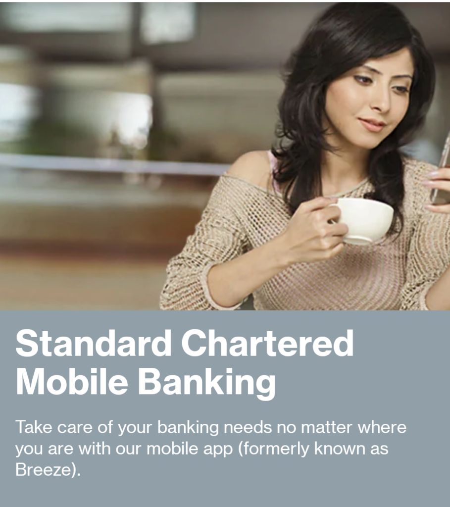 Standard chartered credit card apply online